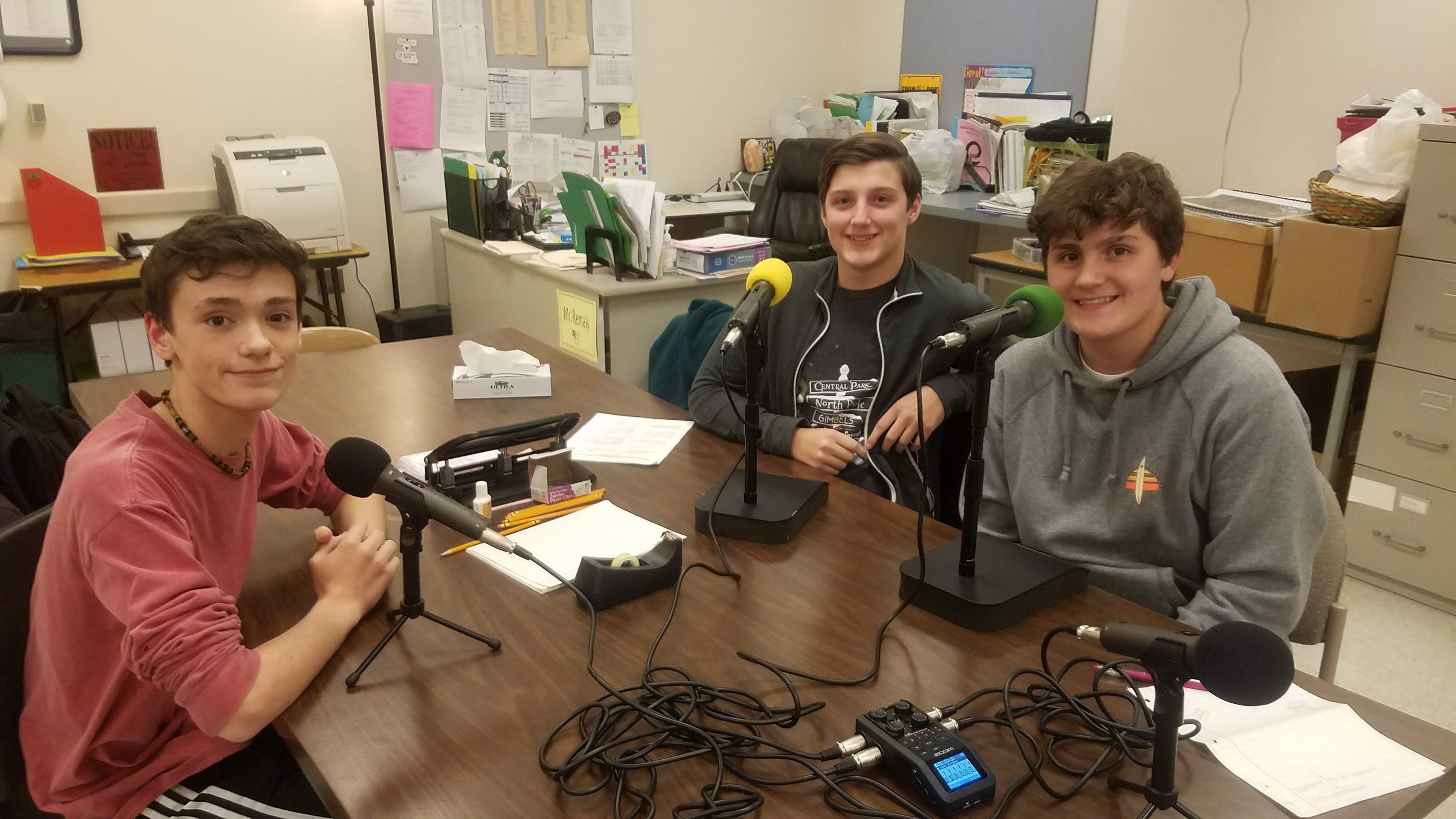 9th gr podcast