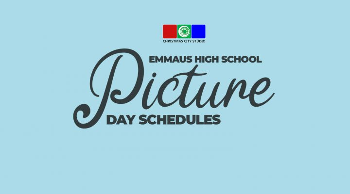 Picture day schedules
