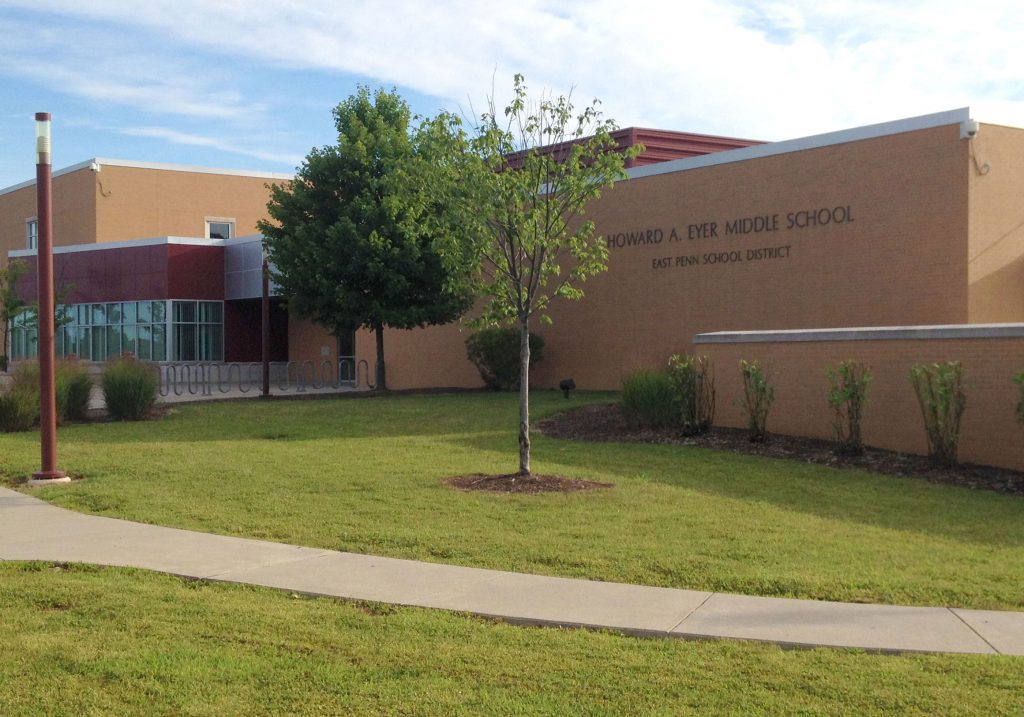 Eyer Middle School Building