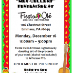 fiesta ole dining out event