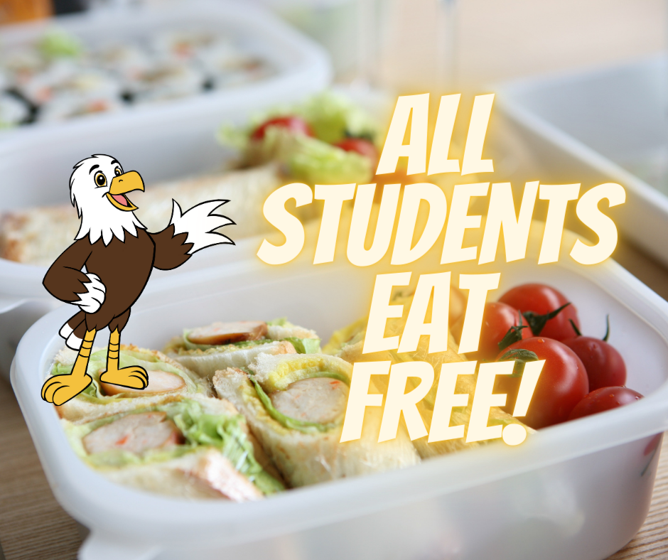 all students eat free