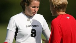 Lindsay Quay Volkert ('03) Inducted Into Ball State Hall of Fame