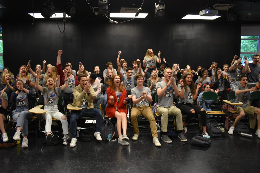 EHS Drama Department Receives 13 FREDDY© Awards Nominations