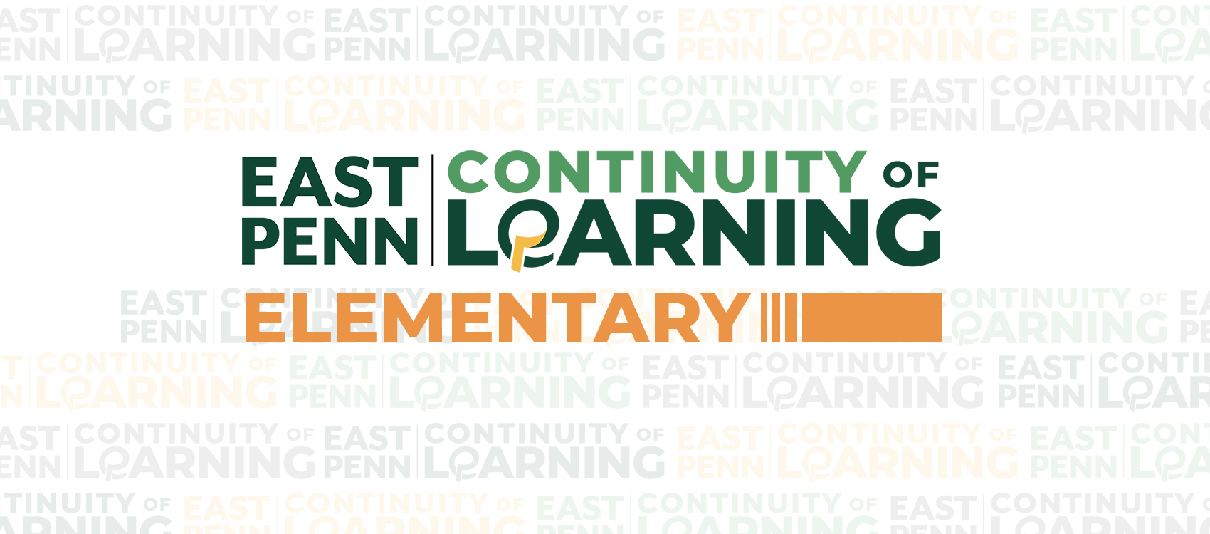 Continuity of Learning - Elementary Banner