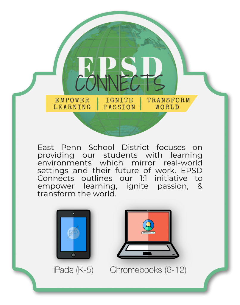 EPSD Connects Banner