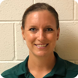 Athletic Trainer - Angela Formaz