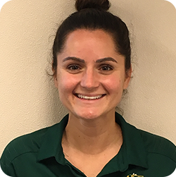 Athletic Trainer - Elizabeth Del Re