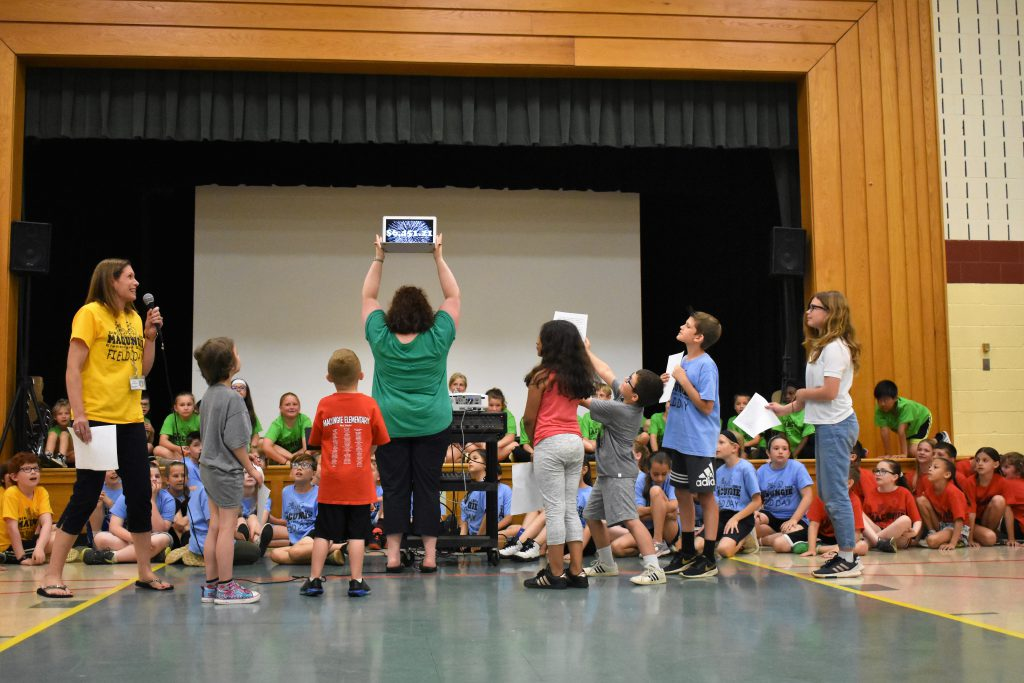 Macungie Elementary Math-a-thon